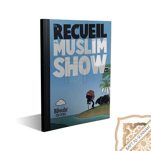 LE RECUEIL DU MUSLIM SHOW 2- LA BANDE DESSINÉE OFFICIELLE DE LA OUMMA