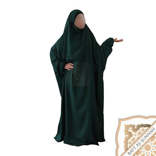 Jilbeb Vert Sapin ( une pièce)