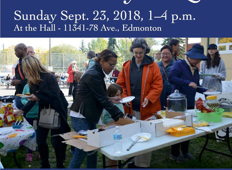 14th Annual McKernan Community Barbecue Sunday, Sept. 23