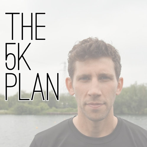 The Six Week 5k Plan