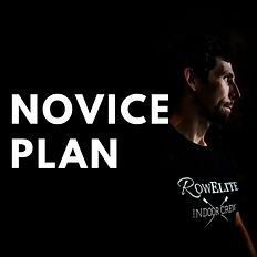 The rowelite novice subscription plan