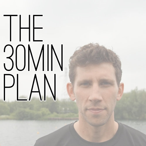 The Six Week 30min Plan