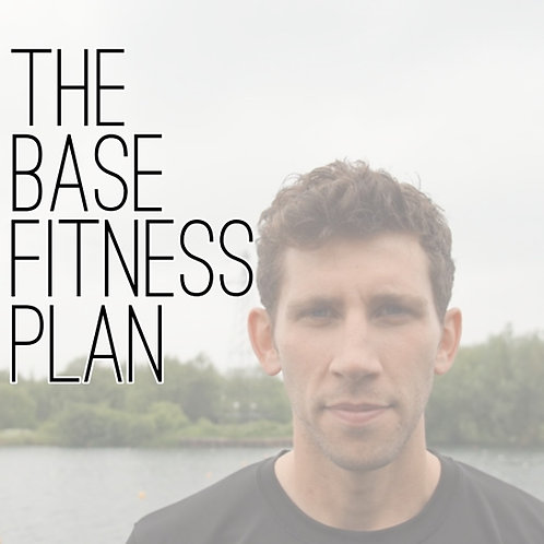 The Four Week Base Fitness Plan