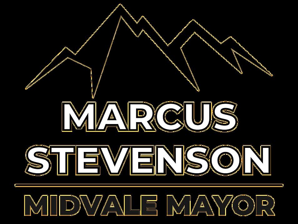 Marcus for Mayor Logo