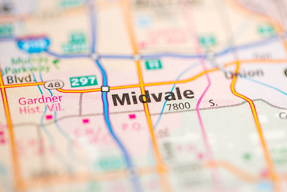 Midvale Map