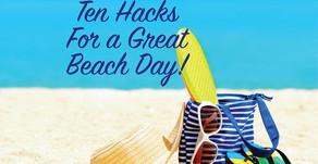 Ten Clever Beach Hacks
