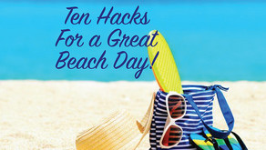Ten Clever Beach Hacks
