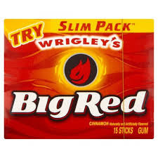 Wrigley's - Big Red 40.5g