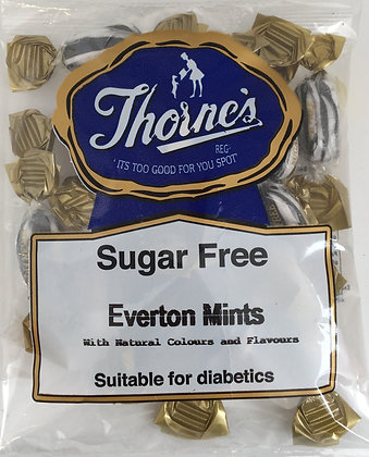 Thorne's Sugar Free - Everton Mints 100g