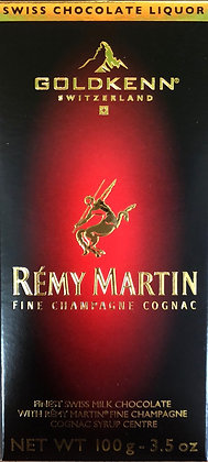 GOLDKENN Swiss Chocolate Liquor - Rémy Martin 100g
