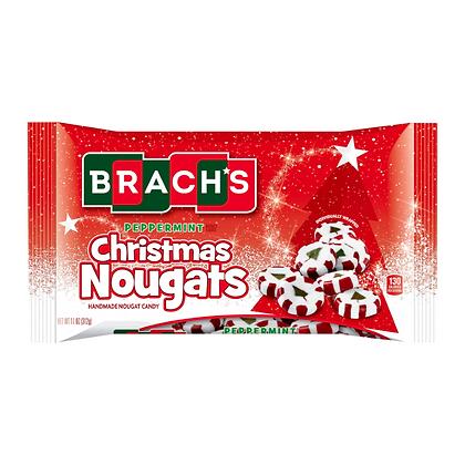 Brach's Peppermint Christmas Nougats 312g