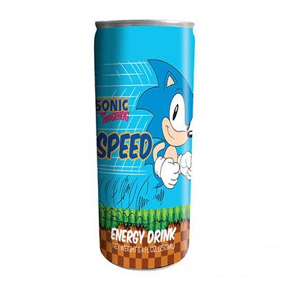 Sonic the Hedgehog Speed Energy Drink