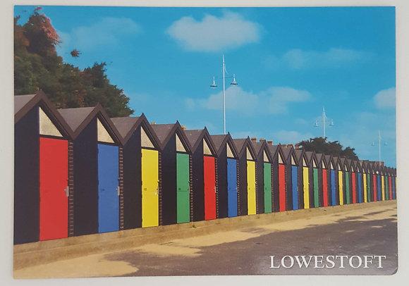 Lowestoft Postcard