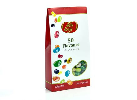 Jelly Belly - 50 Flavours 200g