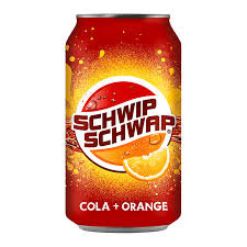 Pepsi Schwip Schwap Cola & Orange (EU)