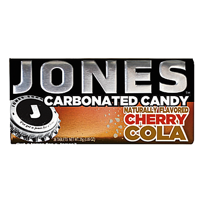 Jones Carbonated Candy Cherry Cola 25g