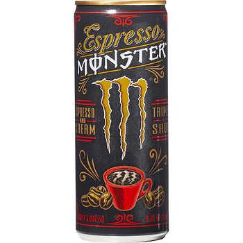 Monster triple Shot Espresso & Cream 250ml