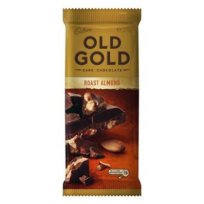 Cadbury Old Gold Roast Almond 180g
