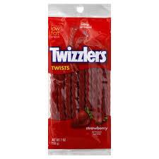 Twizzlers Twists Strawberry 198g
