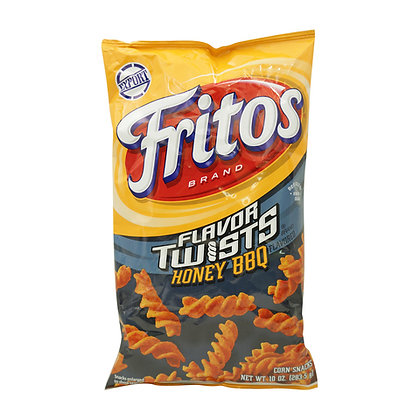 Fritos Honey BBQ Twists Large Bag 283.5g