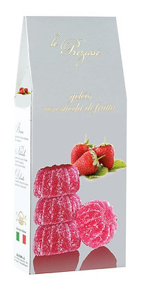 Le Prezoise Jellies with Strawberry Juice (Vegan) 200g
