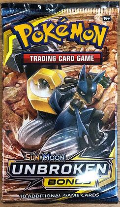 Pokemon Trading Cards Sun & Moon Unbroken Bonds