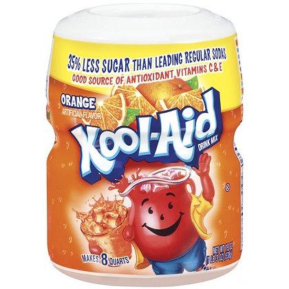 Kool-Aid Orange Tub 538g