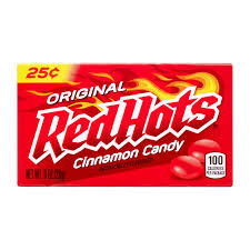 Red Hots - Cinnamon Candy 26g