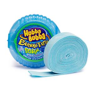 Hubba Bubba - Bubble Tape Sour Blue Raspberry