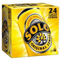 Case of 24 Solo Original Lemon