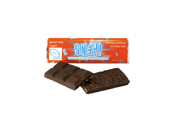 Go Max Go Snap! Bar (Vegan) 50g