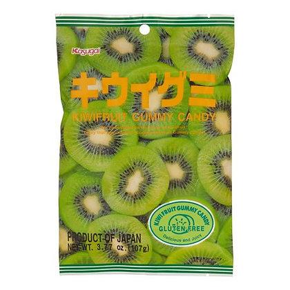 KASUGAI SEIKA - Kiwi Gummy Candy 140g