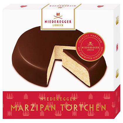 Niederegger Marzipan with Dark Chocolate 75g