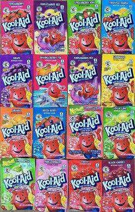 Kool-Aid 20 Sachets Random Selection