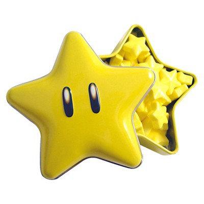 Super Mario Bros - Super Star Candies COLLECTABLE17g