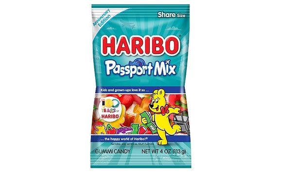 Haribo Passport Mix 113g