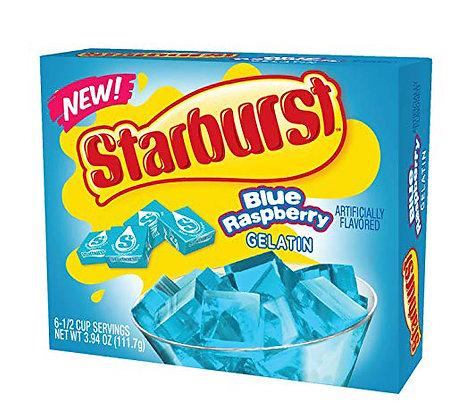 Starburst Blue Raspberry Gelatin 111.7g