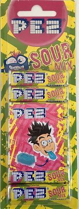 PEZ - Sour Mix Refill