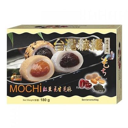 Sunwave Assorted Mochi Japanese Style 180g (Taiwan)