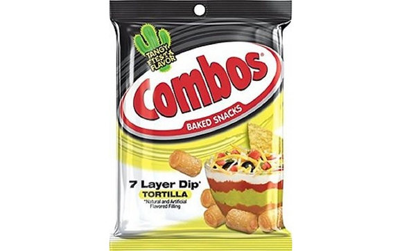 Combos 7 Layer Dip Tortilla 178.6g