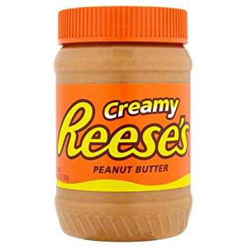 Reese's Creamy Peanut Butter 510g
