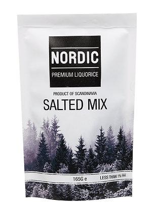 Nordic Premium Liquorice - Salted Mix 165g