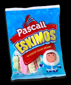 Pascall Eskimos 170g
