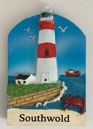 Southwold Lighthouse Fridge Magnet