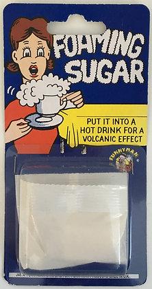 Foaming Sugar