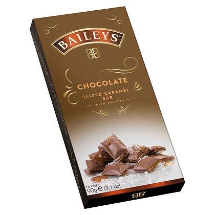 Baileys Chocolate Salted Caramel Bar with Baileys 90g