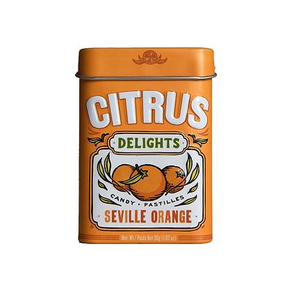 Citrus Delights Seville Orange 30g
