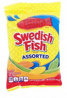 Swedish Fish - Assorted 141g