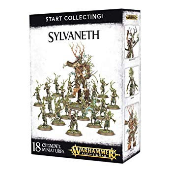 Warhammer Age of Sigmar Sylvaneth Start Collecting