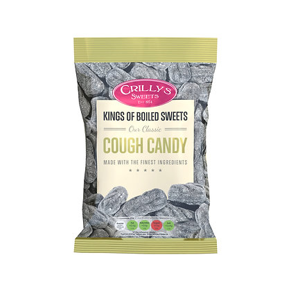 Crillys Sweets Cough Drops 150g